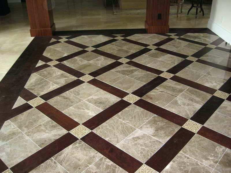 Floor Tile Patterns Amazing Modern