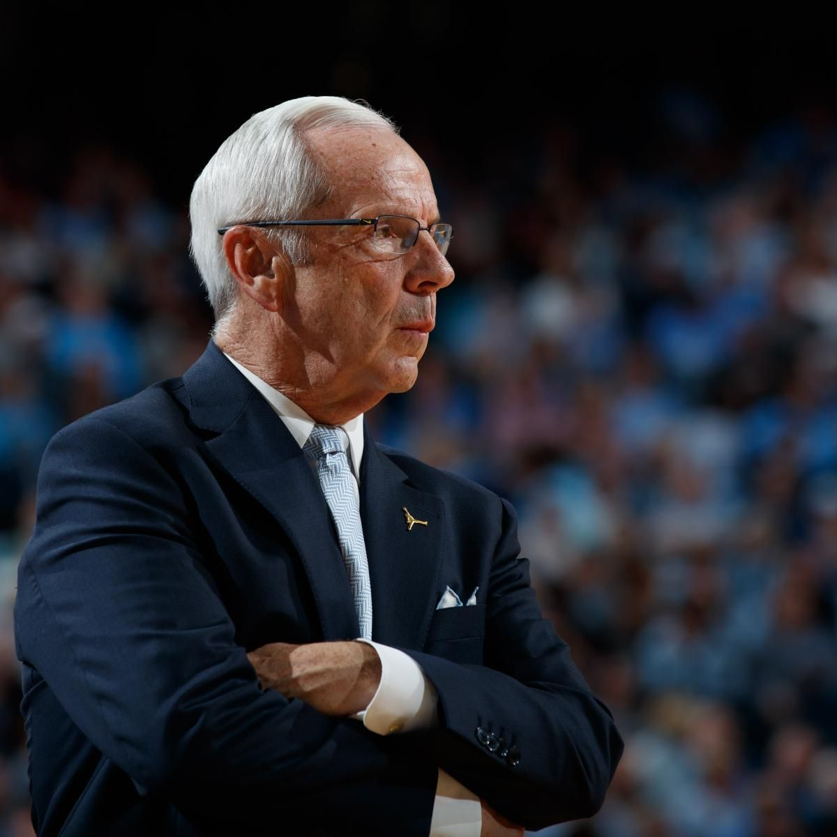 Roy Williams Doesn't Return vs. Clemson After Suffering