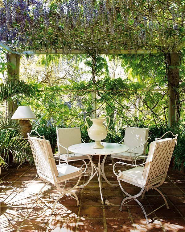 Exteriores perfectos: Ideas y muebles para el jardín | Perfecta ...