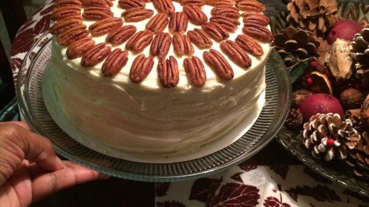 Carrot cake iii cake carrot cake desserts