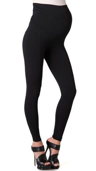 d1435f92fd4af David Lerner Maternity Leggings in Black | 4sisters1closet.com ...