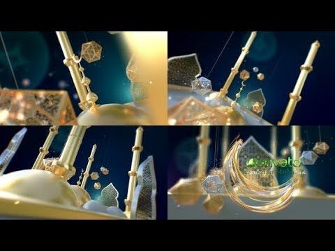 Ramadan Islamic Opener Videohive After Effects Templates