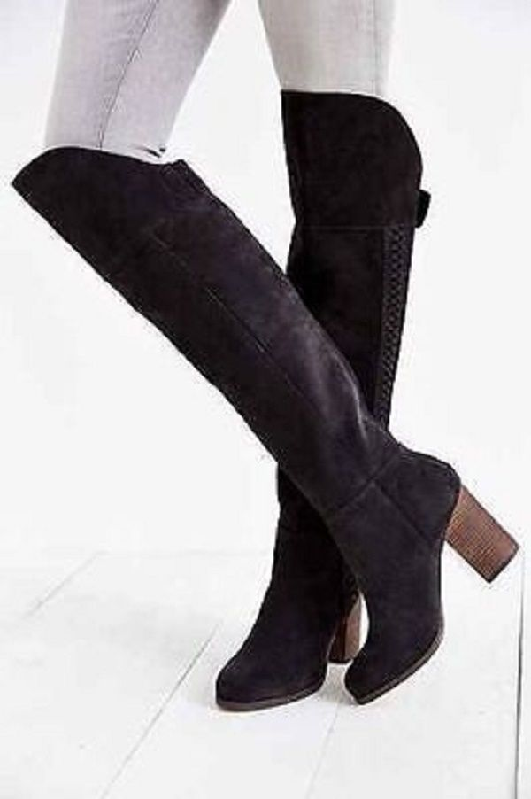 d69c8c75b5b DV by Dolce Vita  Myer  Women s Suede Over the Knee Boot