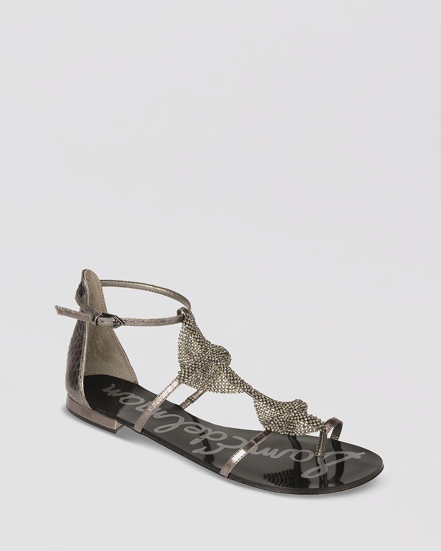 318d79fdae39 Sam Edelman Flat Sandals - Tyra