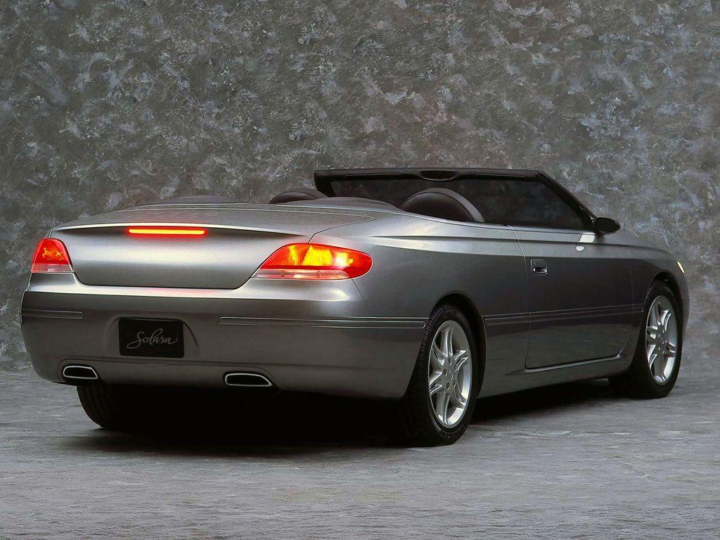 1997 Toyota Camry Solara Concept