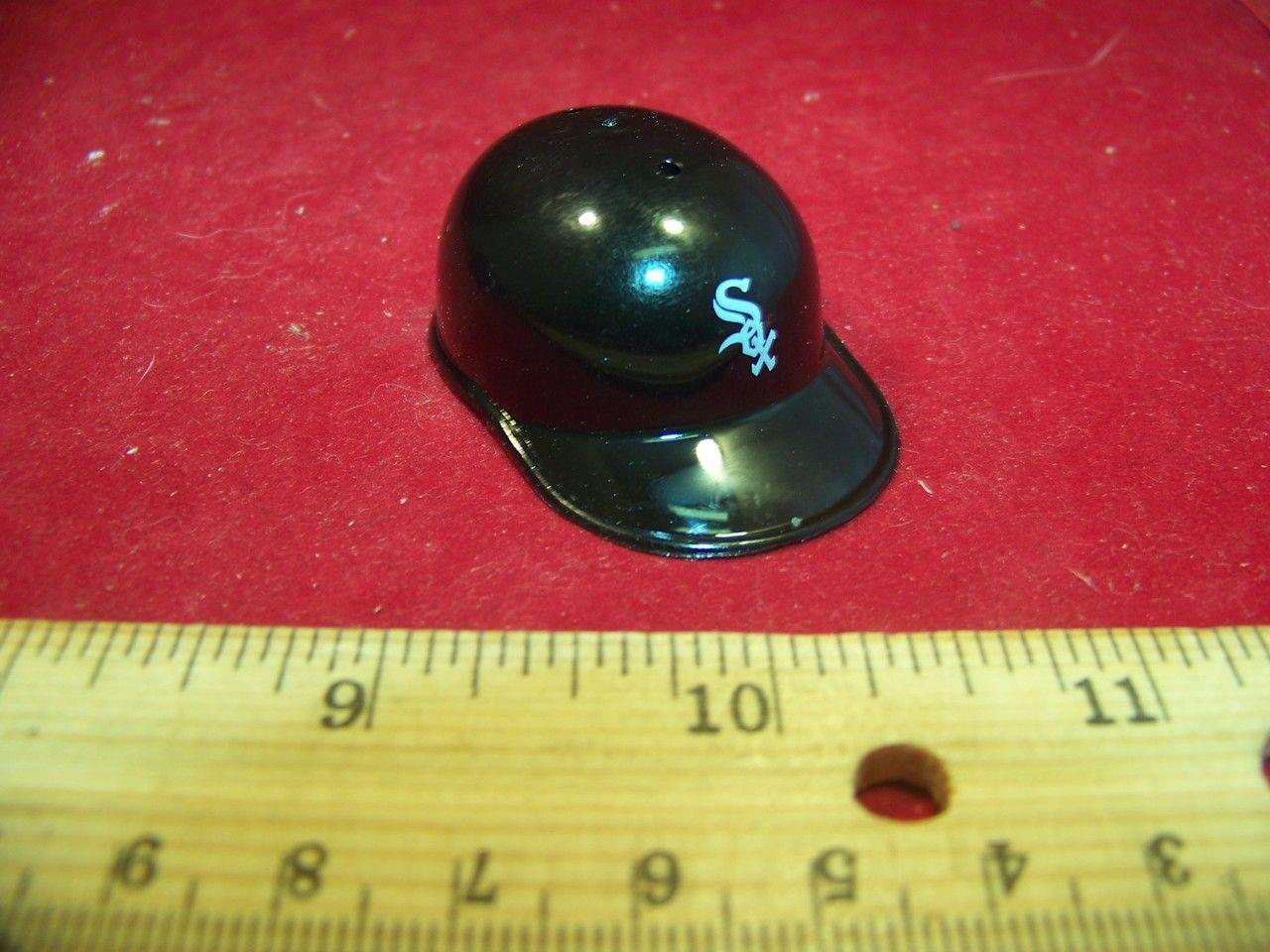 1:6th scale chicago white sox baseball helmet | white sox baseball