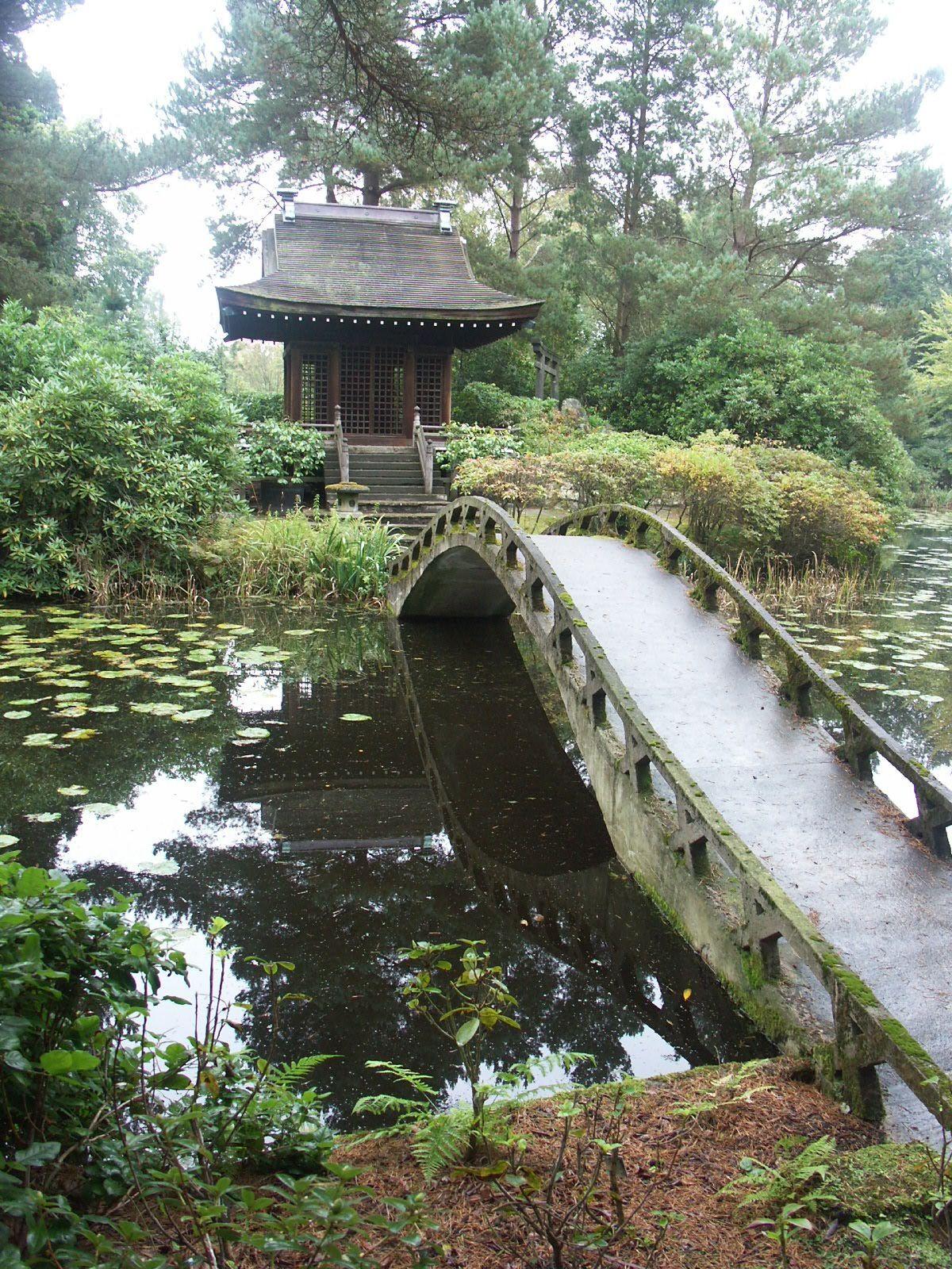 Japanese Garden Tatton Park UK   Asian landscape, Zen ...