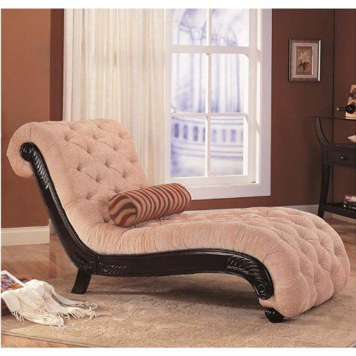 Coaster Chaise Lounge with Tufted Beige Fabric Black Wood Base Coaster Home Furnishings http://www.amazon.com/dp/B0057PS6OK/ref=cm_sw_r_pi_dp_7kMpvb1ZRGAEY