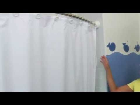 Should You Change Your Shower Rod For Winter Video From Bathroom