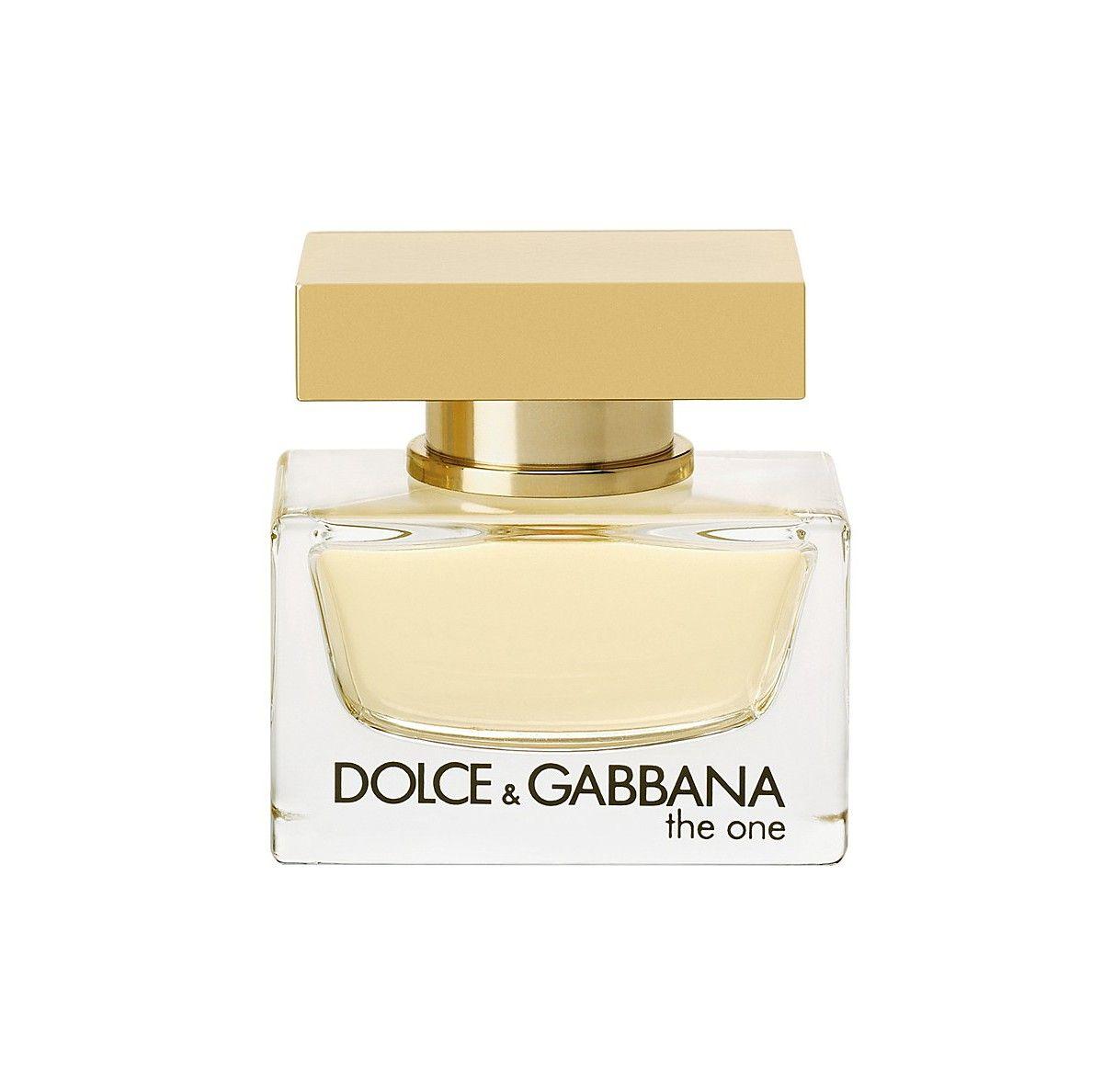 Dolce Gabbana The One Eau De Parfum Fragrances Perfume Dolce And Gabbana Perfume Perfume