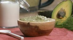 Make your own Avocado Ranch Dressing!