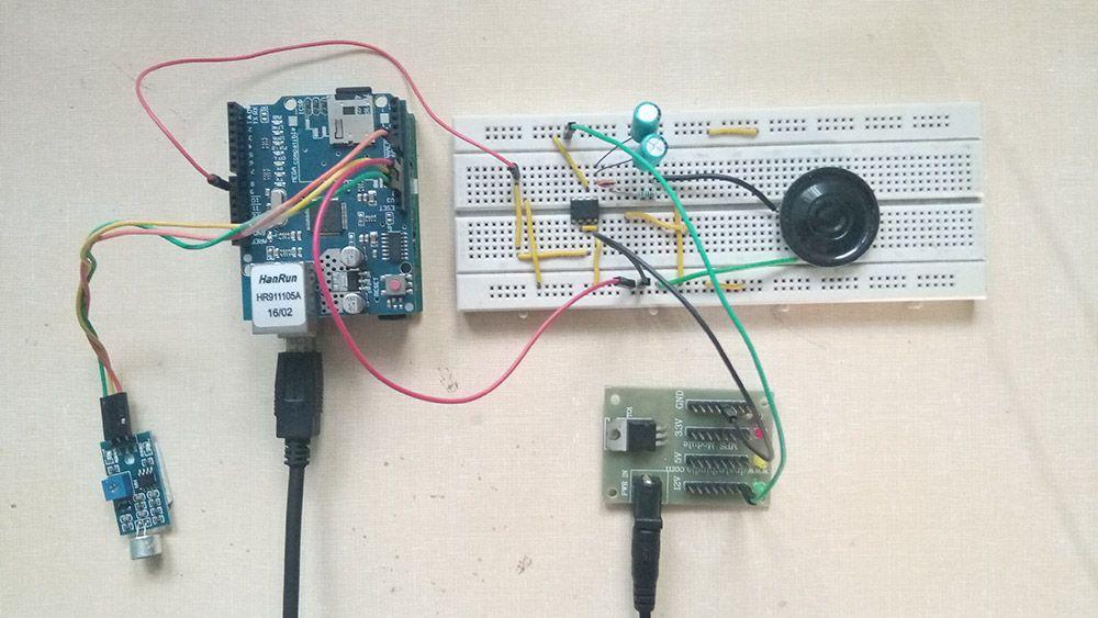 Arduino Karaoke prank machine | Arduino | Arduino, Karaoke