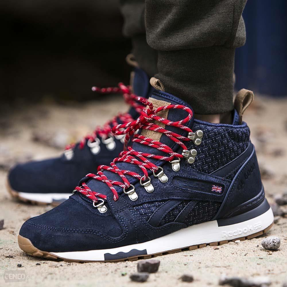 Buty Trekkingowe Buty Reebok Gl 6000 Mid Rw Outdoor Wave M49147 Ceny I Opinie Ceneo Pl Boots And Sneakers Waterproof Boots Reebok