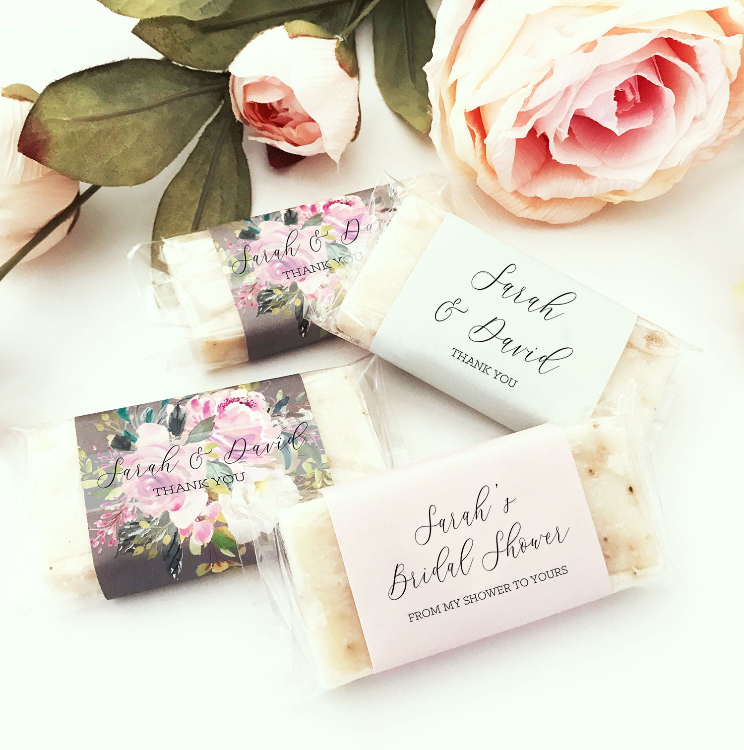 Wedding Soap Favors - Unique Wedding Favor Ideas - Cute