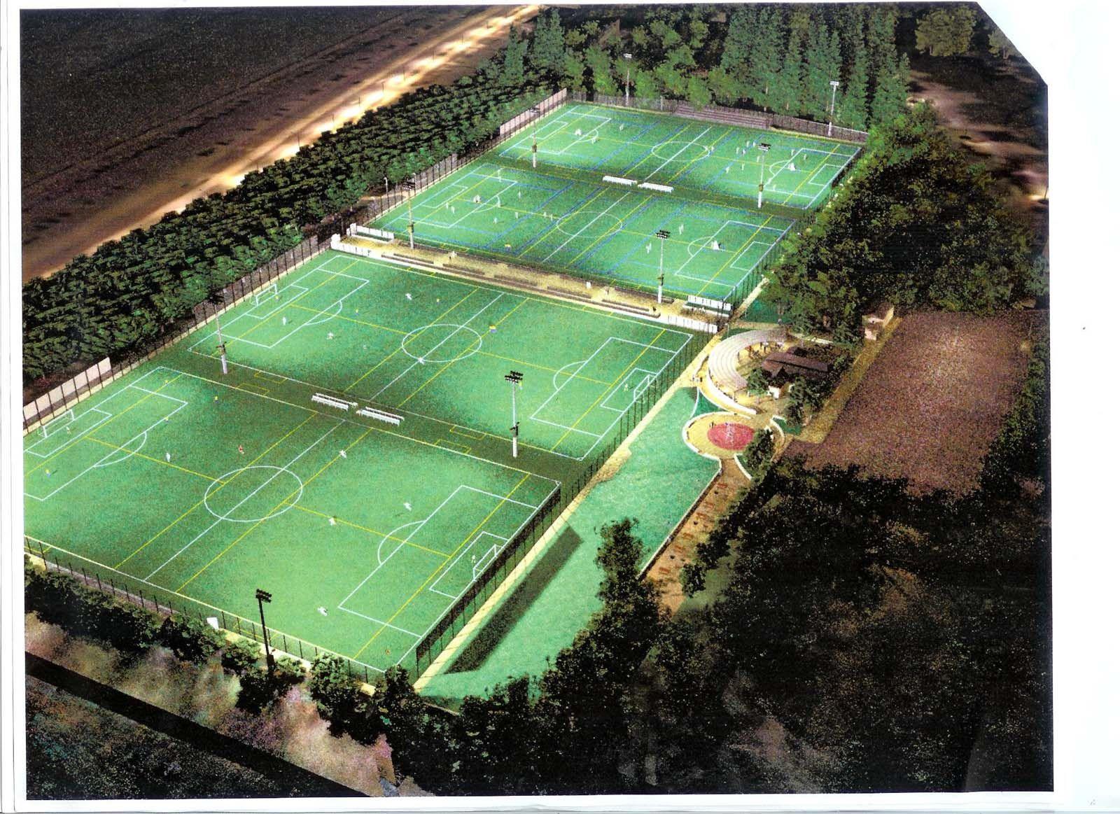 Beach Chalet Soccer Fields
