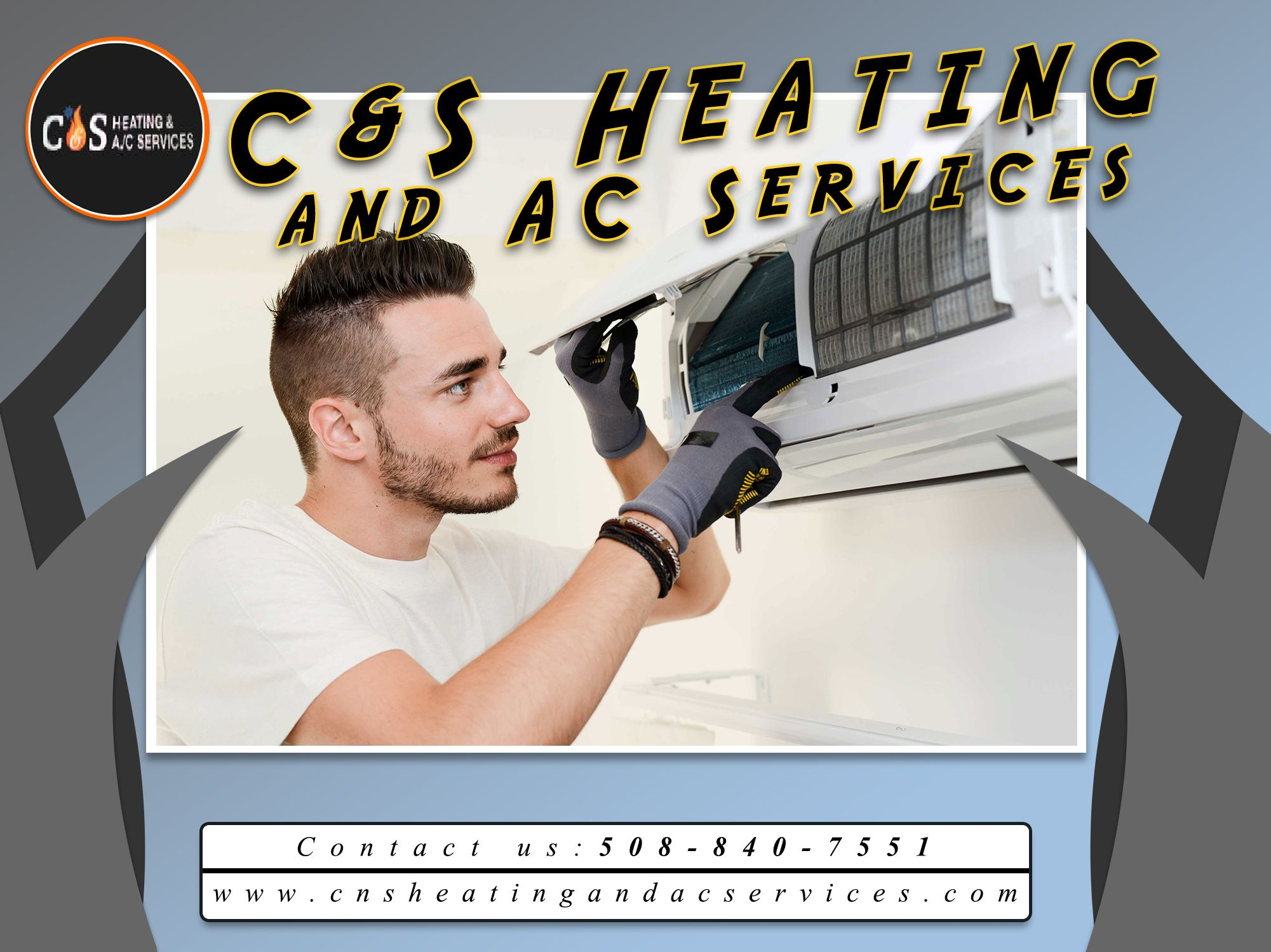 C&S Heating and AC Services install toprated heating and