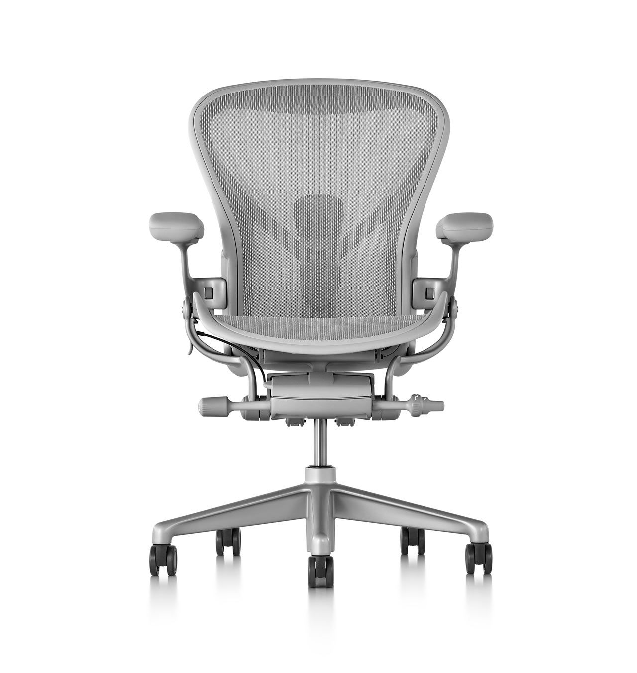 Herman Miller S Aeron Chair Gets Remastered With Images