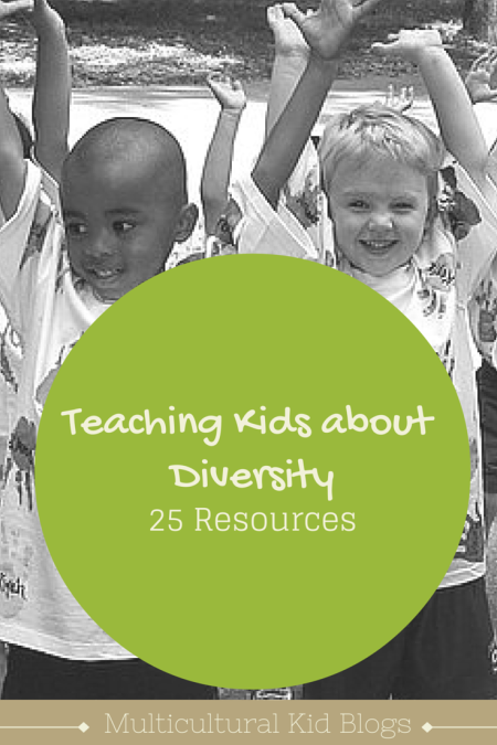 25 Resources for Teaching Kids about Diversity | Bilingual