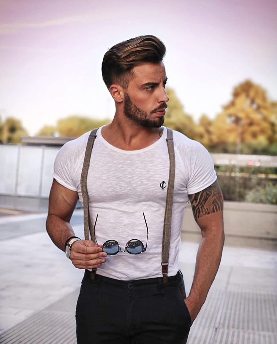 Pin by daily men hairstyles on hairstyles in pinterest