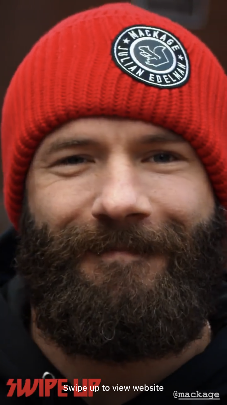 Pin By Deb On Julian Edelman In 2020 Julian Edelman Edelman Beanie
