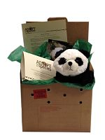 Adopt a Giant Panda from the National Zoo - Definitely on Quip's to-do list!