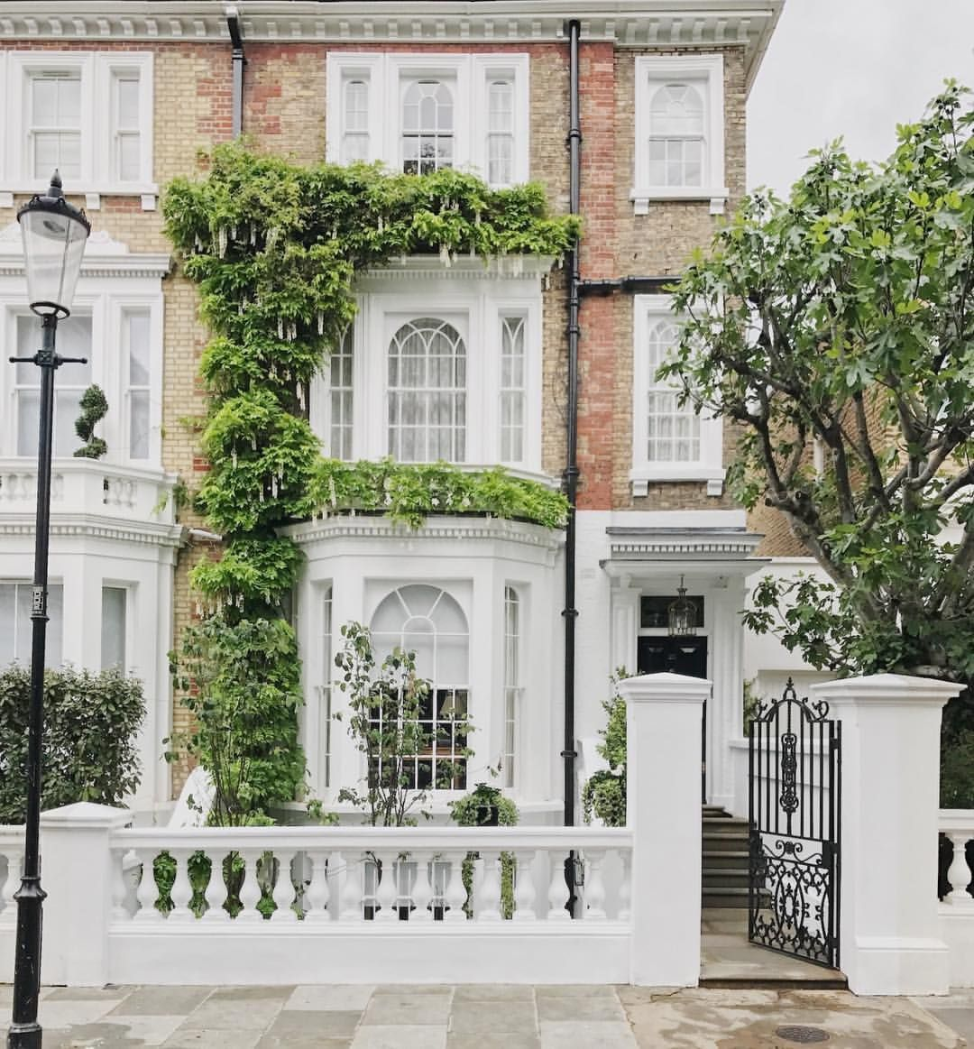London Apartments Exterior: Pin By Jerry Gervasi On Town/Row House In 2019
