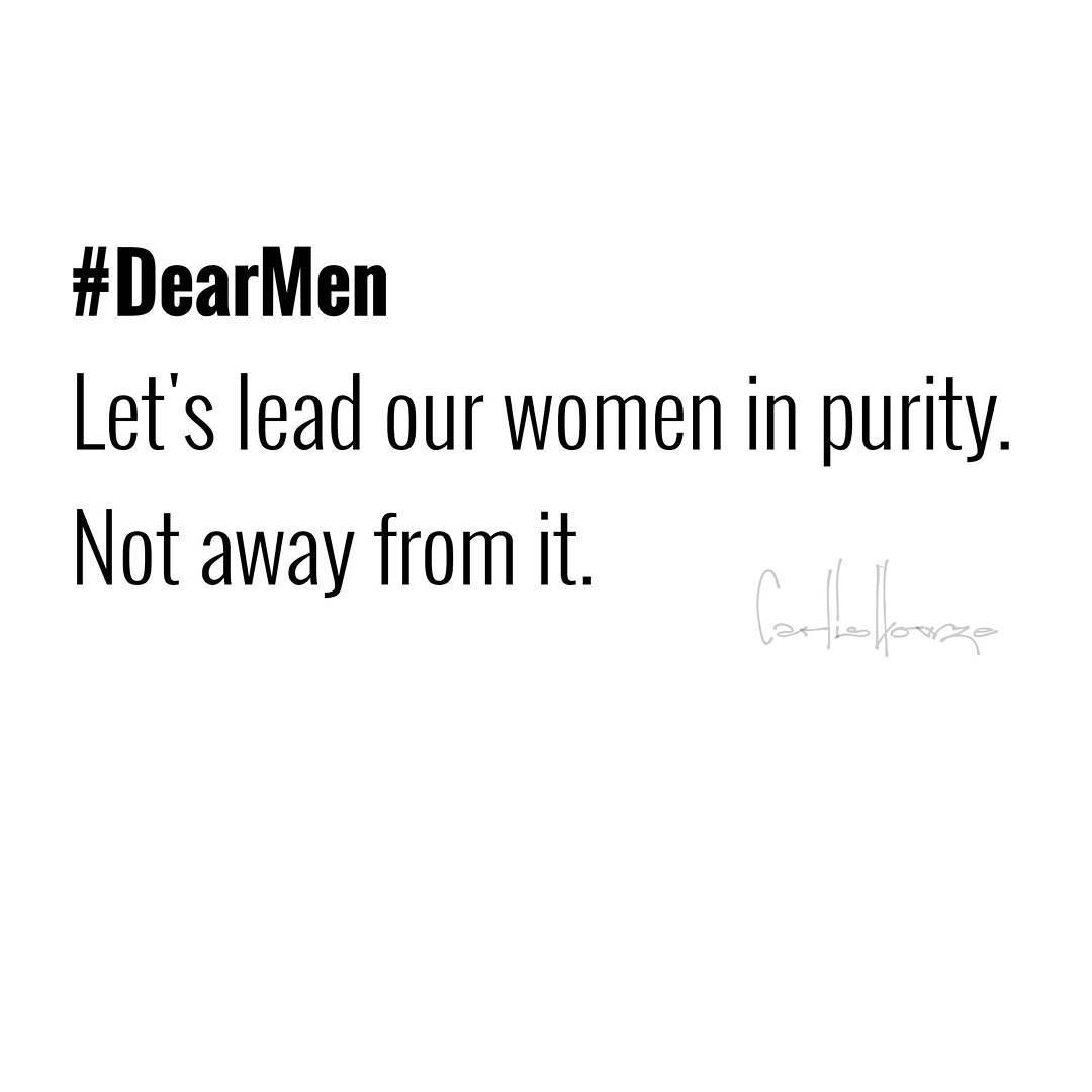 """769 Likes, 18 Comments - Carlis Howze (@carlishowze) on Instagram: """"It has often been said, but unsaid, that women should be the only ones living in purity. We usually…"""""""
