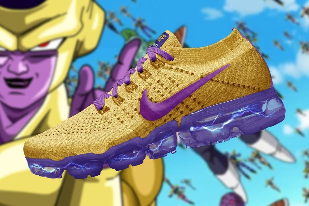 La collaboration de folie entre Nike et Dragon Ball Super