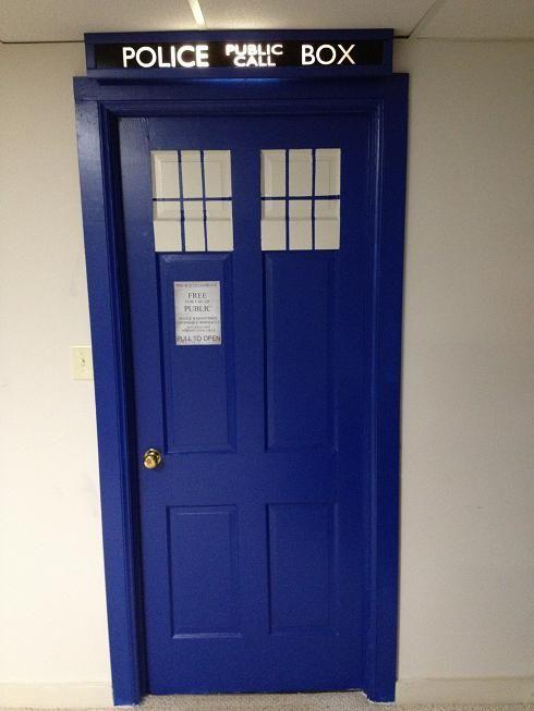 TARDIS Door. Make one for the hallway? & TARDIS Door. Make one for the hallway? | Doctor Who | Pinterest ... pezcame.com