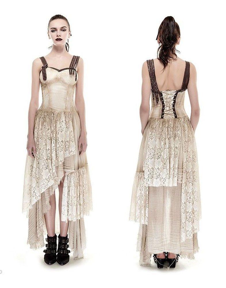 Vintage kleid spitze boho