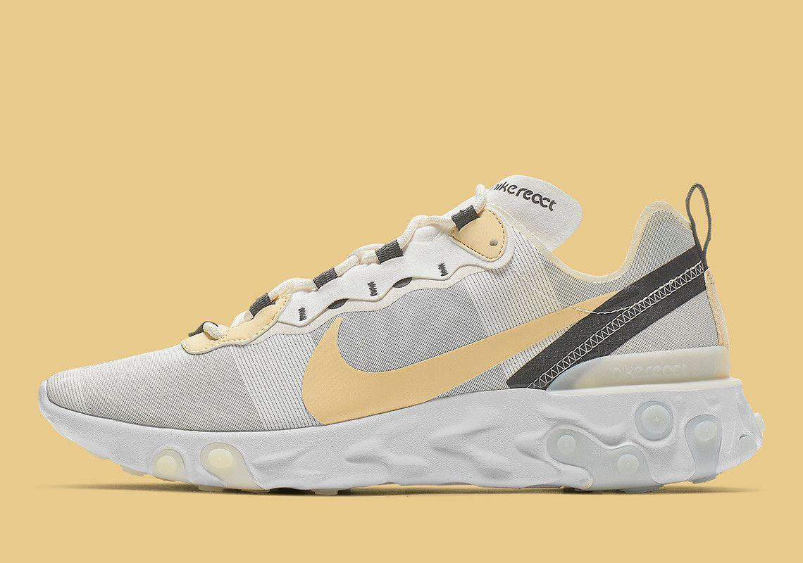 c2e0627542f Nike React Element 55 BQ6166-101 Release Info  thatdope  sneakers  luxury