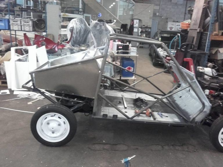 Diaggo Rr01 Le Deuggy Version Dyane 2cv Kit Cars 2cv Citroen