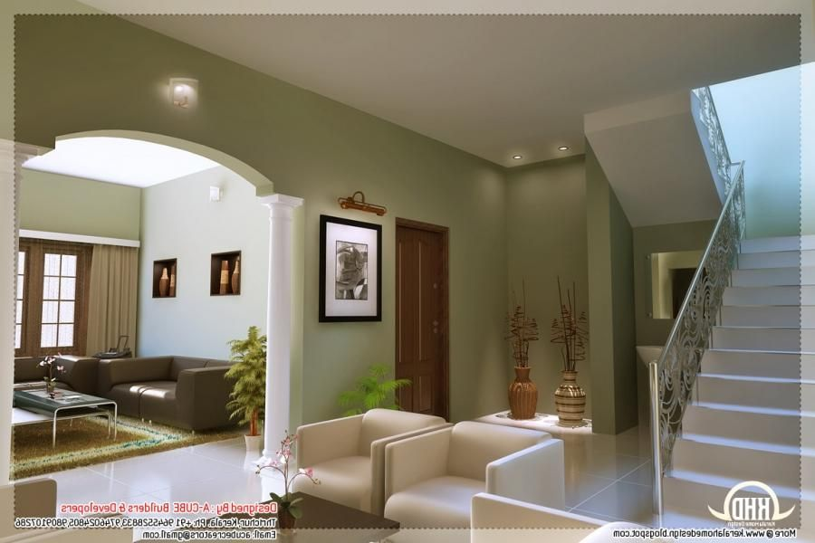 Indian home interior design photos middle class this for for Simple house interior design