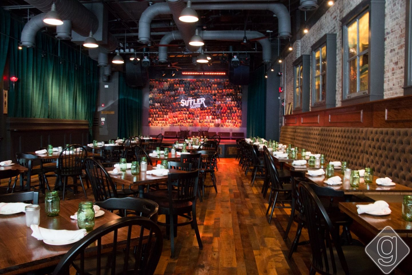 The Sutler Best Lunch Restaurants Nashville Brewery Restaurant Stepping Stones Stair