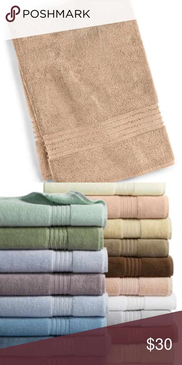 Hotel Collection Turkish 30 X 56 Bath Towel Boutique In 2020