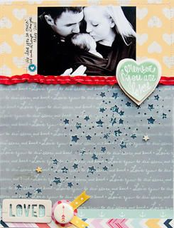 Remember you are loved by erins at Studio Calico