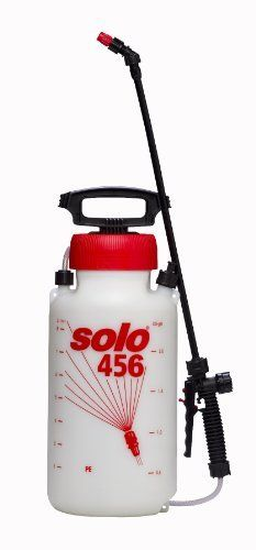 Solo 456 2 1 4 Gallon Professional Sprayer By Solo 42 95 Chemical Resistant Seals Provide Outstanding Durability Sprayers Greenhouse Kit Best Solar Lights