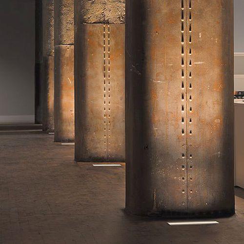 Lumenfacade By Lumenpulse Wall Wash Lighting Outdoor Light Fixtures Column Lights