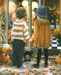 Autumn Treasures - Traditions - Open Edition Art - Gallery, by Susan Rios