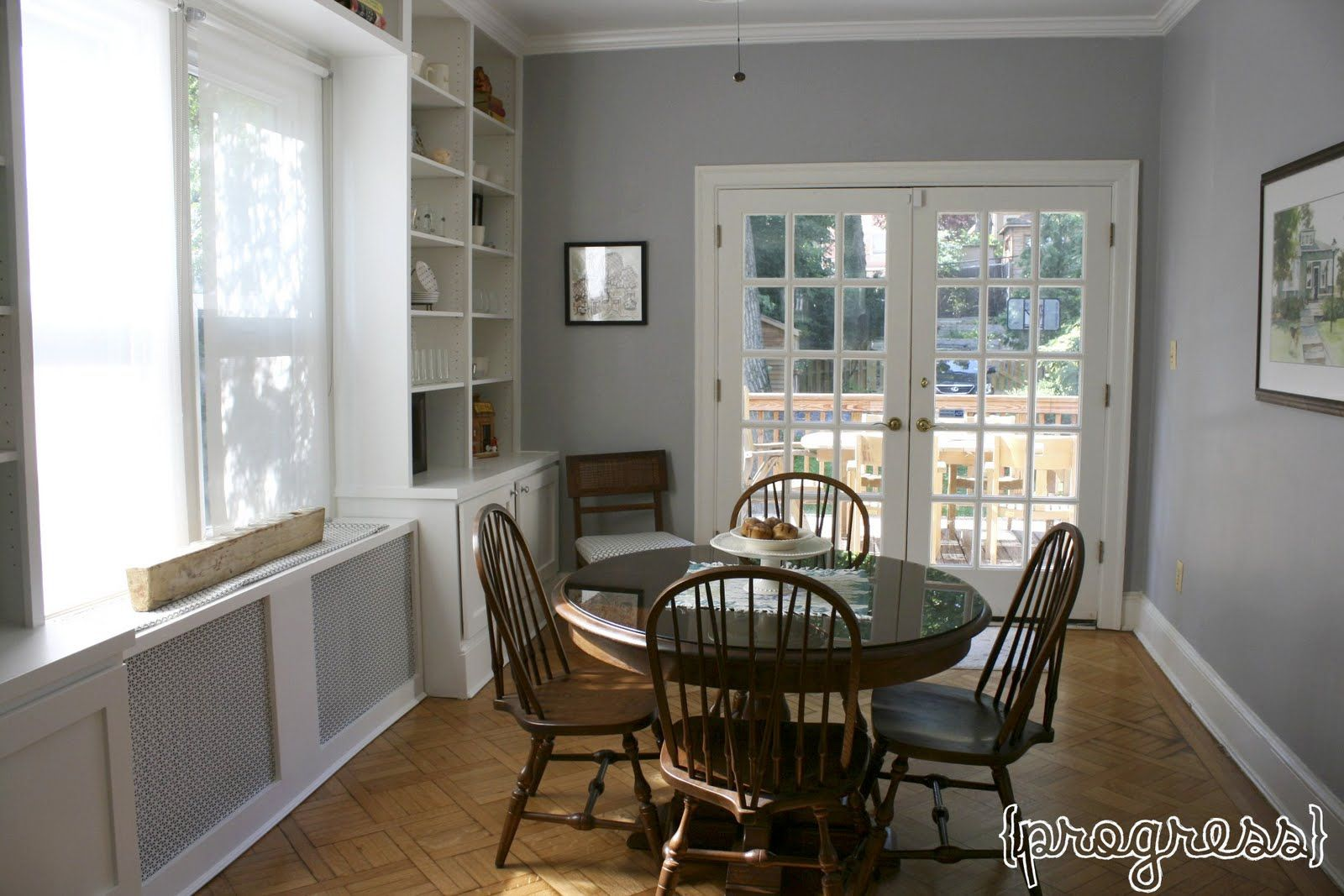 Dining/Living room: behr porpoise | Paint in 2019 | Paint ...