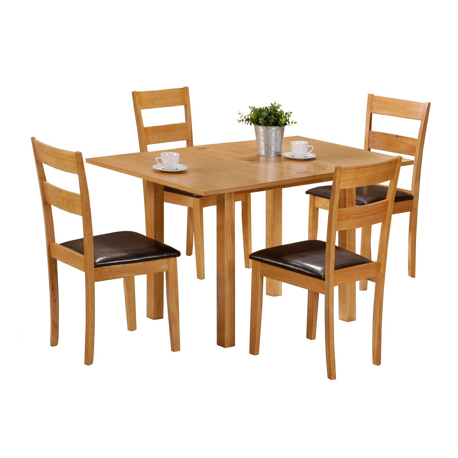 dining table 4 chairs - 4 Chair Dining Table