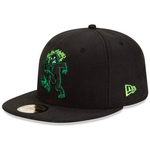 Eugene Emeralds Authentic Home Fitted Cap - San Diego MiLB  fca17c3a40a8