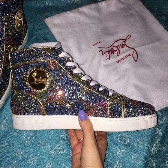 0ea40371c7d Christian Louboutin sneakers woman Sneakers 41 size Christian ...