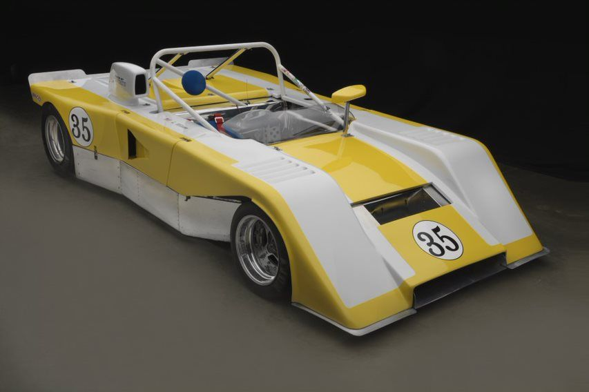 1974 Bobsy Sr6 Coupe European Cars Vintage Racing