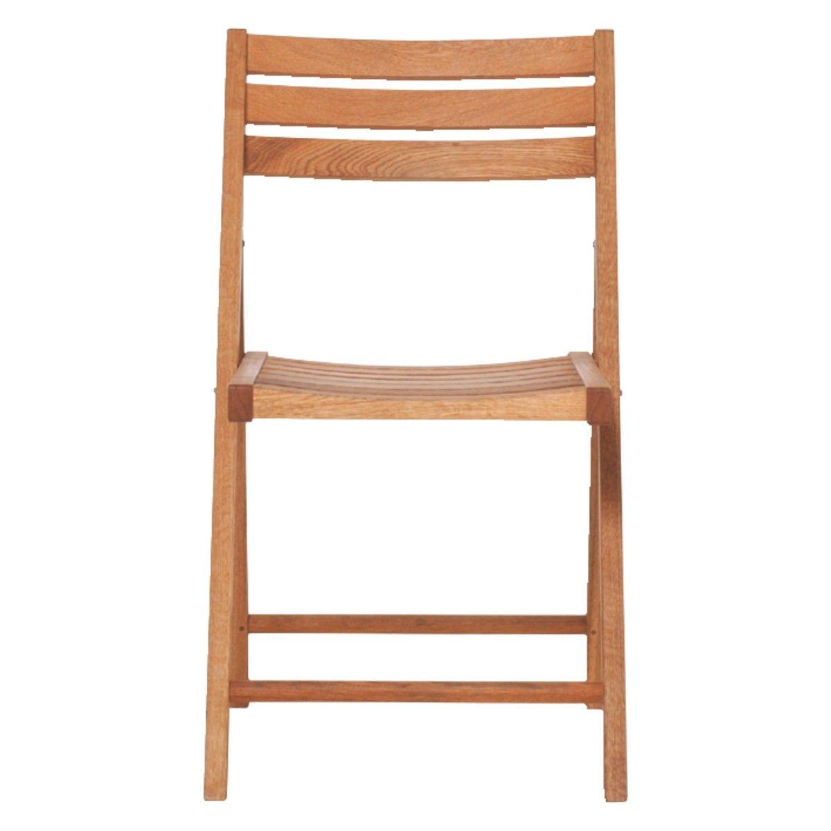 Wondrous Zeno Solid Oak Folding Garden Chair Furniture Folding Alphanode Cool Chair Designs And Ideas Alphanodeonline