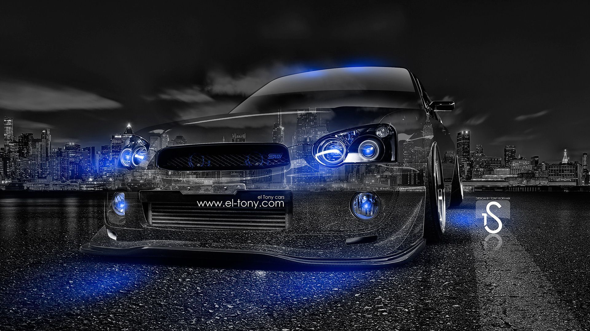 City Car · Subaru WRX STI JDM Crystal ...