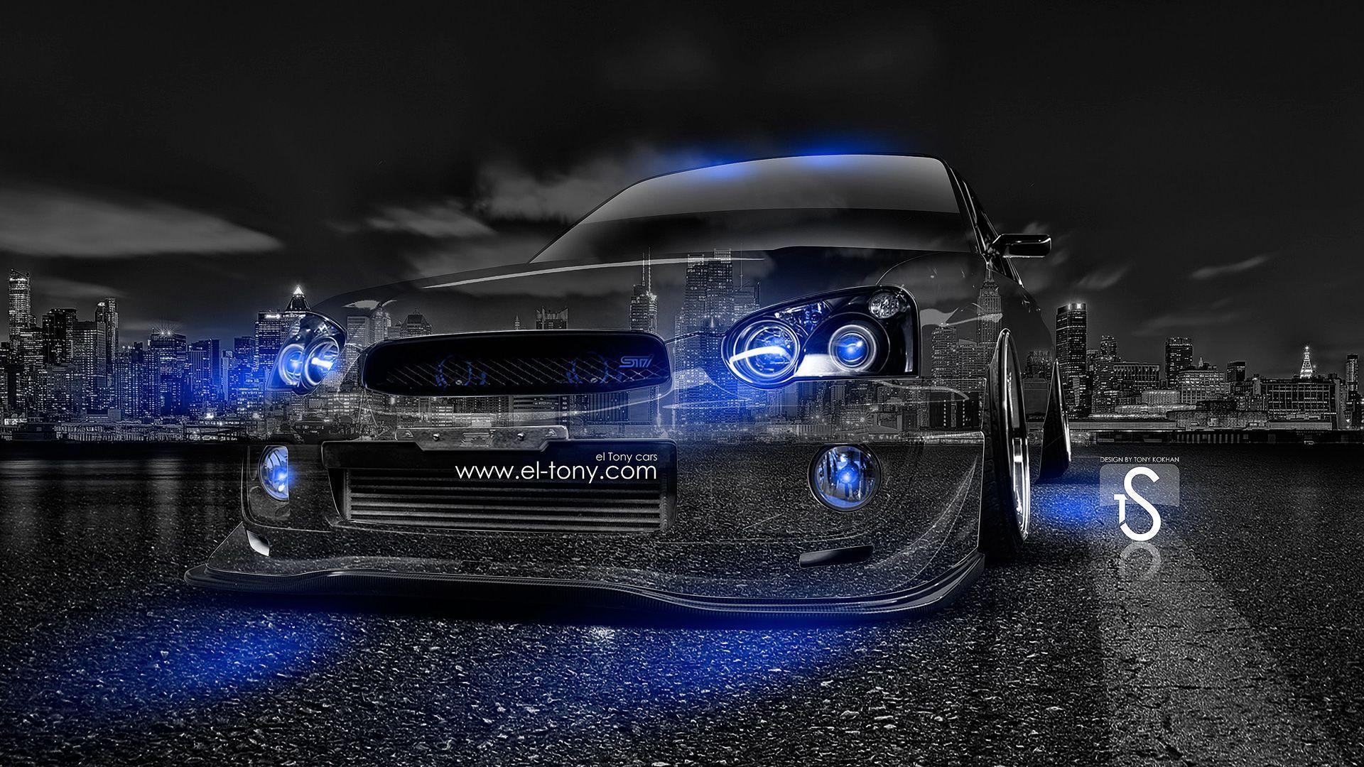Subaru wrx jdm sti cars hd wallpaper - City Car Subaru Wrx Sti Jdm