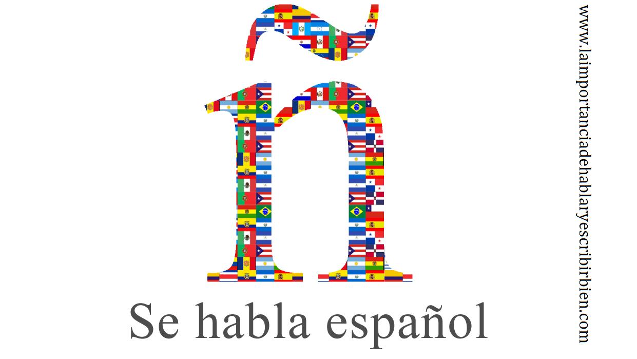La eñe es la decimoséptima letra del abecedario español, que ...