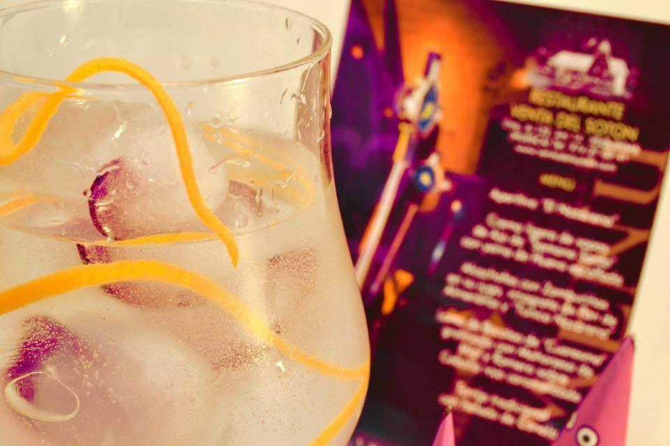 Gin Tonic Nazareno especial la Venta