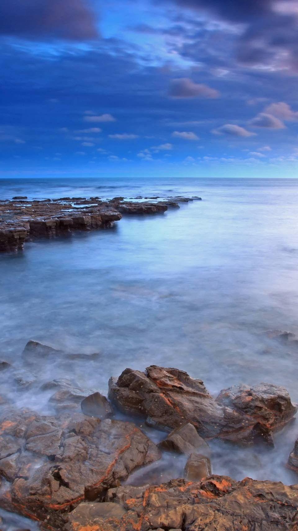 Shades Of Blue Landscape Seascape Photography Nature Photography Beautiful Nature
